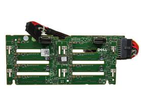 HDD Backplane 0MX827 Dell PowerEdge R710 8x 2.5