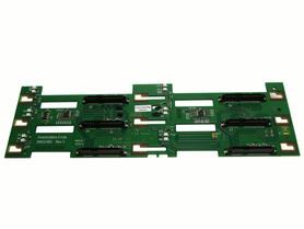 HDD Backplane A3C40093251 Fujitsu Primergy RX300 S5 S6 S7 S8 SAS 6x 3.5