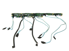 HDD Backplane SAS113TQ SuperMicro 8x 2.5 Cable