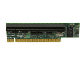 Riser Board Card 1UIPMI-B REV 3.01 Supermicro PCIe