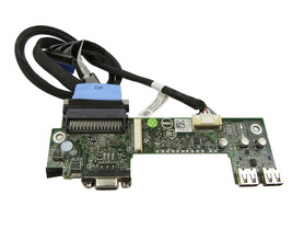 Management Card 064TC3 0XKTV1 0VCFV Dell PowerEdge R320 Front Control Panel Board