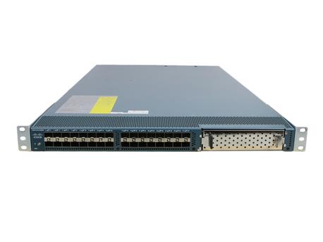 Switch UCS-FI-6248UP V01 2X UCS-PSU-6248UP-AC V02 2X UCS-FAN-6248UP V02 R Cisco UCS 6248UP 32Ports SFP+ 10Gbits 2x PSU 750W 2x Fan Module Managed Rails (1)