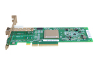 Network Cards 584776-001 1X 8G FP Qlogic QLE2560 PCIe x8 8Gb Single Port Fibre Channel with 1x 8Gb GBIC (2)