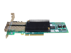 Network Cards 697890-001 2X 8G FP Emulex LPE12002 PCIe x8 8Gb Dual Port Fibre Channel with 2x 8Gb GBICs (4)