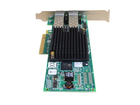 Network Cards 697890-001 2X 8G FP Emulex LPE12002 PCIe x8 8Gb Dual Port Fibre Channel with 2x 8Gb GBICs (5)